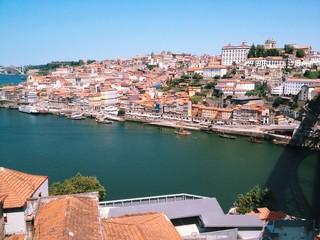 porto and river douro