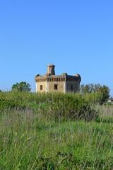 Ostia - Torre di San Michele o Maschio dell'Idroscalo