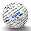Data Sphere Definition Means Digital Information Or Database