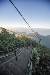 Adam's Peak in Sri Lanka