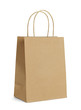 Leinwanddruck Bild - Brown Bag