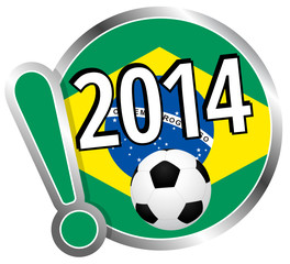 Brasilien 2014