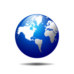 Globe icon of the world 001 [Converted]
