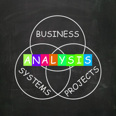 Analysis Shows Analyzing Business Systems and Projects