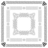 Fototapety Celtic knots, patterns, frameworks vector