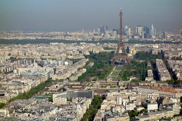 Paris aus der Luft