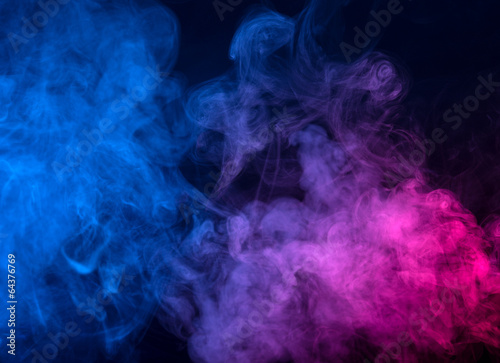 Abstract smoke - 64376769