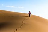 Einsamer Wanderer