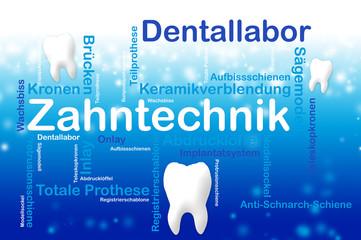 Zahntechnik & Dentallabor in Wort und Schrift