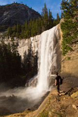 Vernal Fall, Yosemite, USA