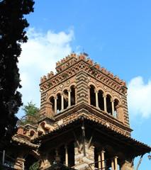 Villa Comunale di Taormina torretta pamoramica