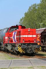 Diesellok