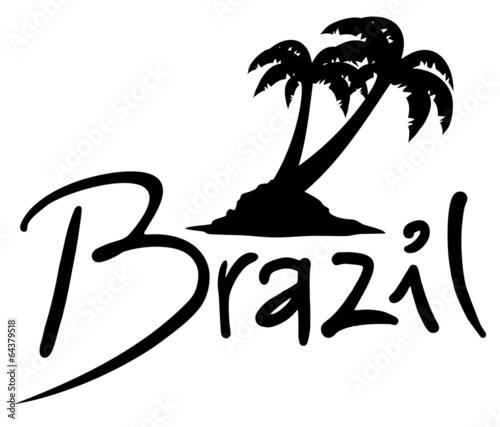 Brazil palm