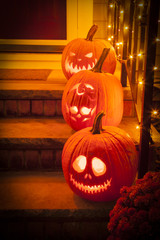 Character Pumpkin Carving