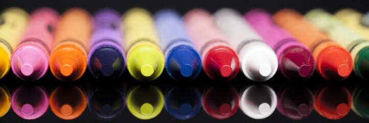 Crayon Panorama