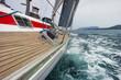 sailing boat in the sea