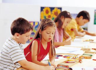 어린이 학교생활