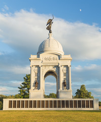Gettysburg, Pennsylvania - Sate of Pennsylvania Monument