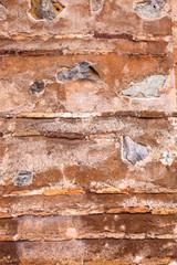 Sample of traditional Kievan Rus brickwork