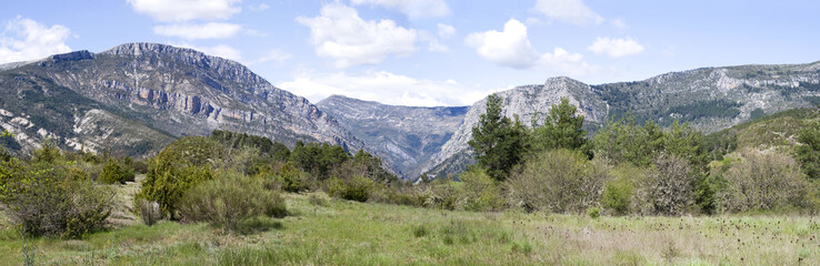 Verdon Natural Regional Park, south-eastern France