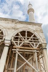Moschee mit Minarett in Banja Luka