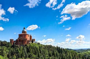 Bologna, Basilica di San Luca
