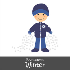 Four Seasons_Winter Boy