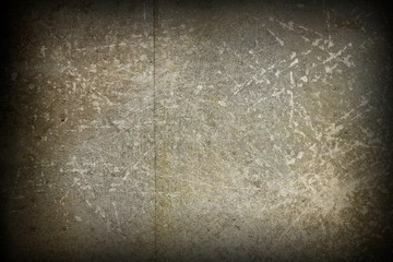 grungy old metal surface