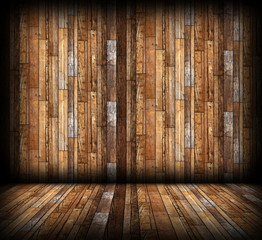 wood boards finishing on indoor background