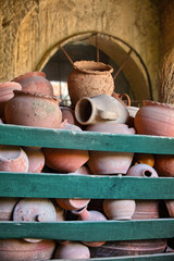 .Turkish Handmade Pots