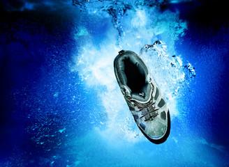 boot underwater