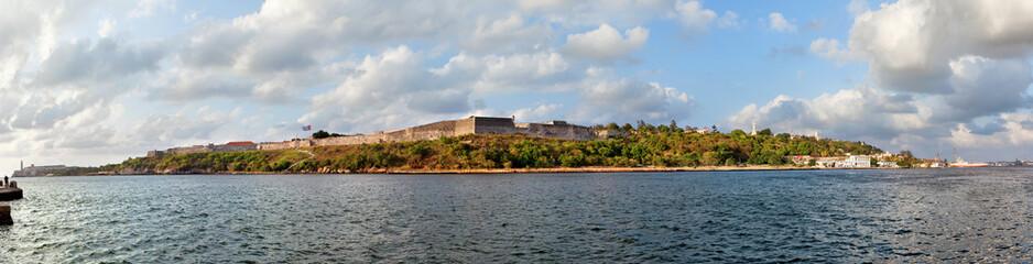 San Carlos de la Cabana Fort, Havana, Cuba