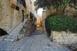Street of Jaffa Old Town, Israel