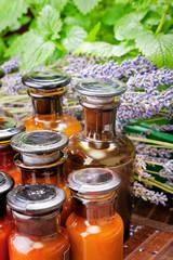 natural medicine and cosmetics