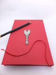 秘密の日記帳