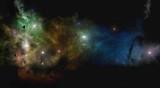 Dee Space Starfield - 64400169