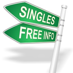 link button for Free Information about SINGLES
