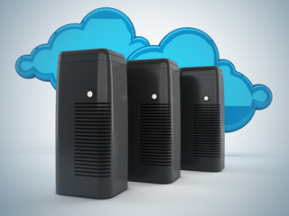 cloud computing server systems