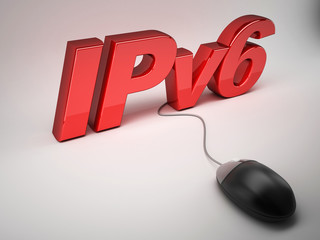 ipv6 text and mouse