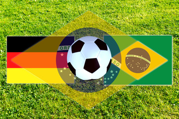Brazil 2014 Germany - Brazil