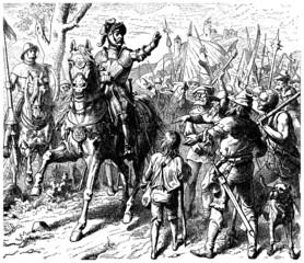 Medieval : Hero/Knight - Chevalier