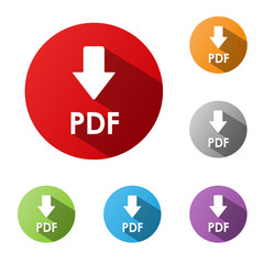 """DOWNLOAD PDF"" Buttons (internet search document save upload)"