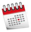 Kalender rot Monat Stichtag Termin Wichtig
