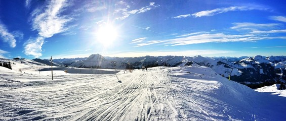 Panorama Kitzbüheler Alpen I