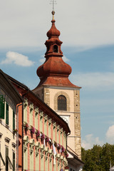 Ptuj - View of City Tower