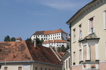 Ptuj - Old city , Castle