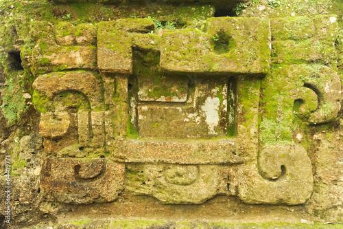 Fotobehang Centraal-Amerika Landen The Mayan ruins of Tikal