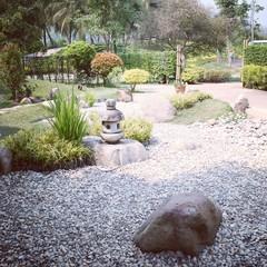 stone garden zen style