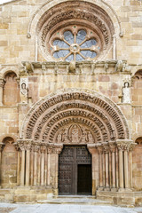Romanesque church of Santo Domingo in Soria