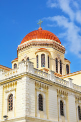 Metropolitan Church of Agios Minas in Heraklion, Crete